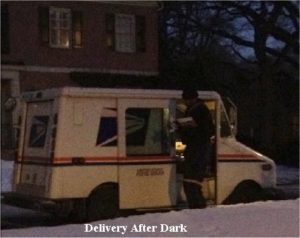 Delivery After Dark
