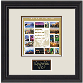 Postal Service Celebrates National Park Service Centennial with Stamps, Framed Art and Keepsakes