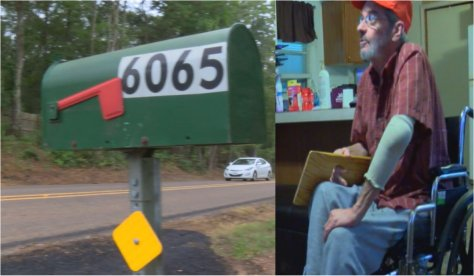 Video: USPS promises to move Nacogdoches, TX disabled veteran's mailbox