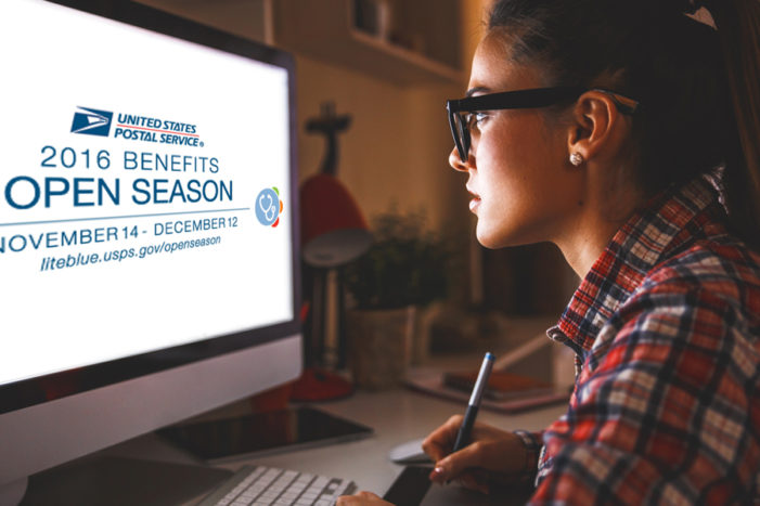 USPS Open Season Webinars Scheduled