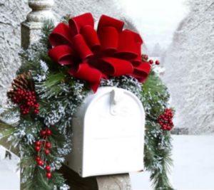 christmas mailbox washington post offices - Post Office Christmas Eve