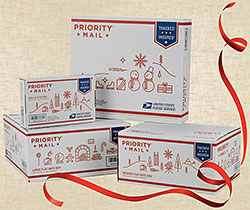 Postal Service Ready to Deliver Holiday Cheer