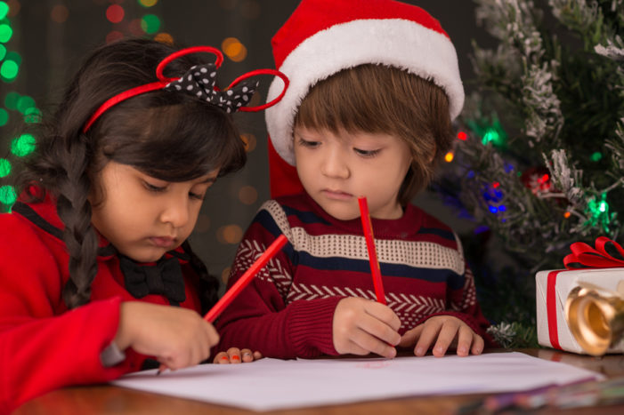 USPS Letters FROM Santa Program Provides Santa's Personalized Response to Your Child's Letter
