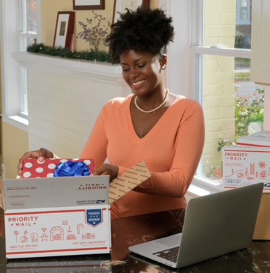 World's Largest Post Office to Serve 7 Million Customers on Year's Busiest Mailing Day