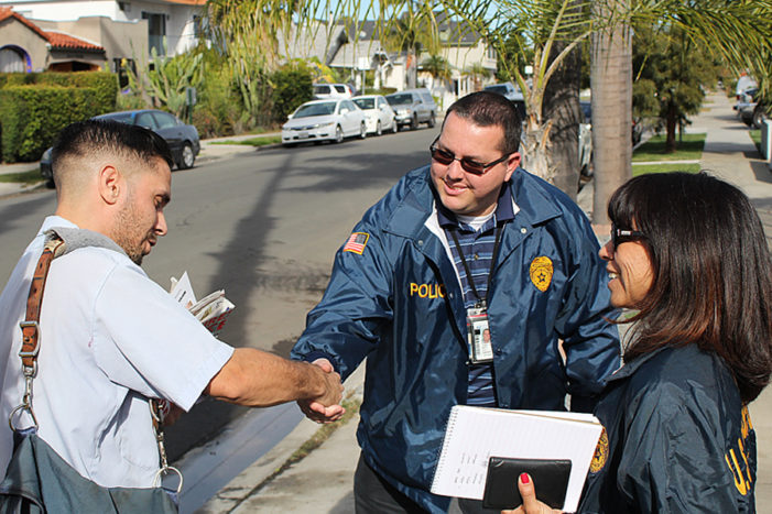 Inspectors hit the streets to help carriers