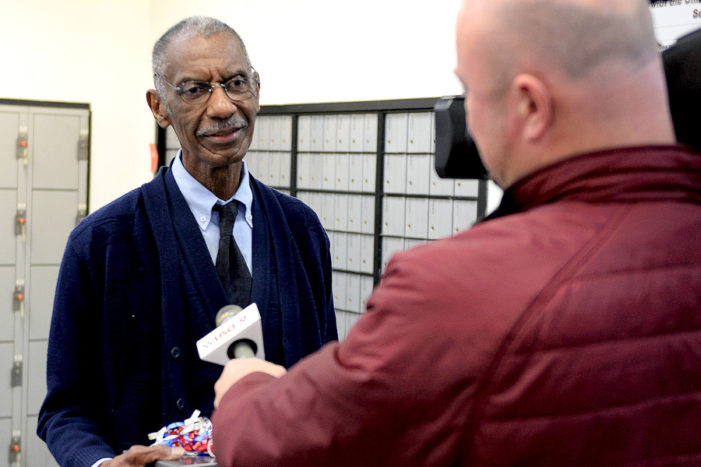 Postal Employee Recognized For 50 Years Of Service