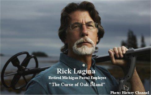 Rick Lagina Tod