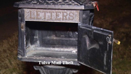 Video: Tulsa Family Says Mail Theft Led To Identify Theft