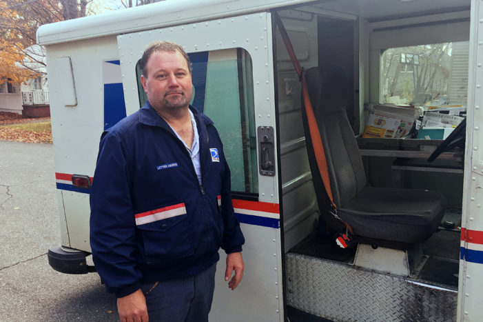 Maine Letter Carrier Recues Man Pinned Under Car