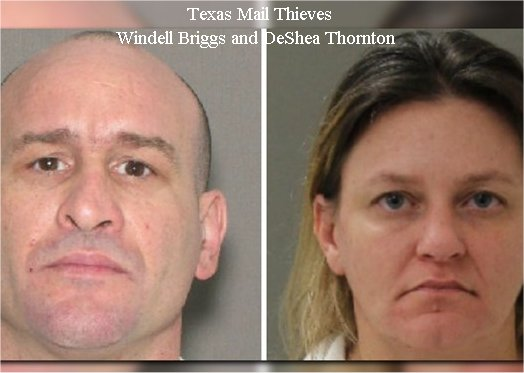 VIDEO: High-speed pursuit of Fort Worth, Texas mail thieves