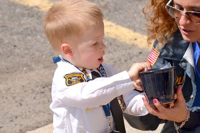 Postal Inspection Service leads effort to honor sick child