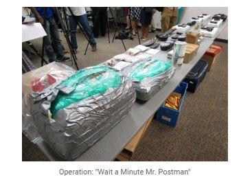 """Operation: """"Wait a Minute Mr. Postman"""" – Memphis Letter Carrier Helped Drug Dealers Via USPS"""