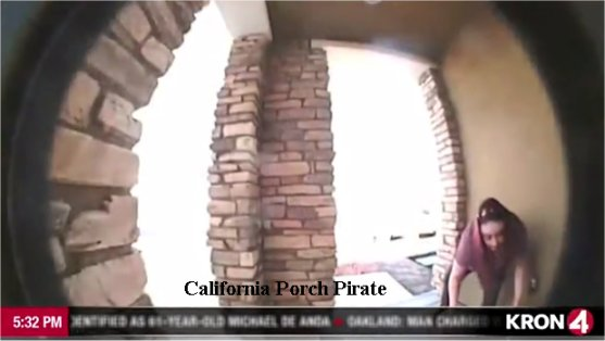 VIDEO: Hayward, CA residents furious after string of mail thefts caught on camera