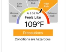 Redesigned Heat Safety Tool App Released May Help Letter Carriers