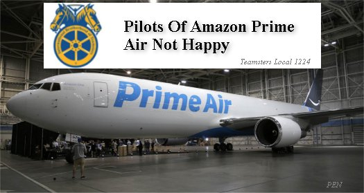 Amazon Prime Customers To Hear About Risks To Delivery