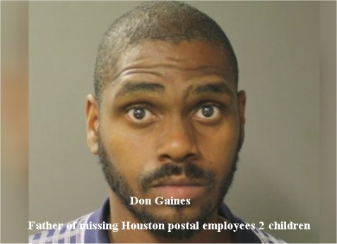 Video: Missing Houston postal worker's ex charged in unrelated case
