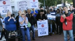 Boston APWU Brings Allies Together to Fight for a Better Postal Service