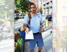NALC honors letter carriers' heroism