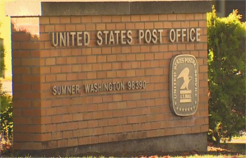 Video: In Sumner and Bonney Lake, they wonder: Where is our mail?