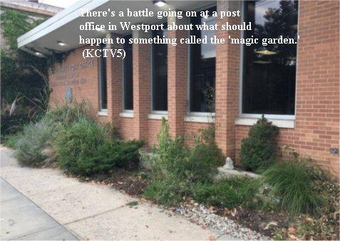 Westport Mo Resident Battles To Save Post Office Magic