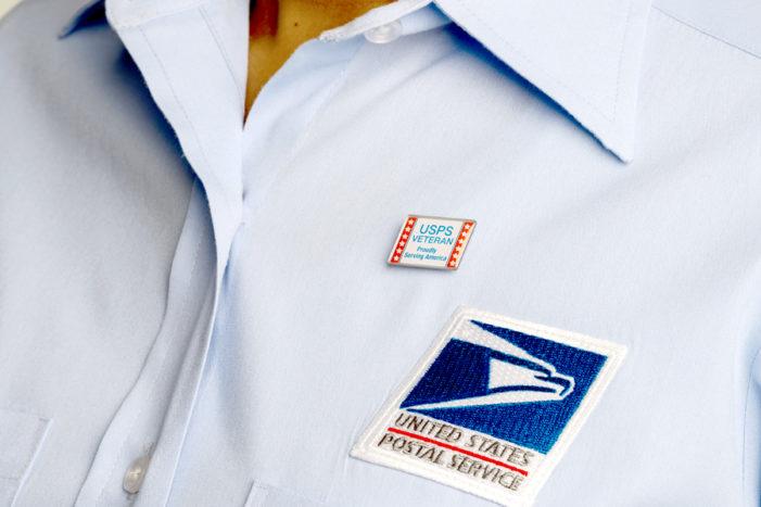 Postmaster General Recognizes Veterans
