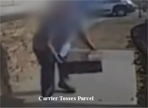 """Postal Service Conducts """"Research"""" After Joplin Worker Caught on Camera Tossing Package"""