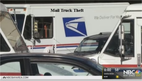 Mail Truck Thefts More Than Triple in San Jose
