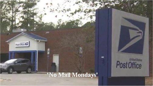 Video: 'No Mail Mondays:' North Carolina Postal Service complaints worsen during holidays