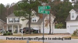 South Carolina postal worker tips off police to missing mail across Horry County