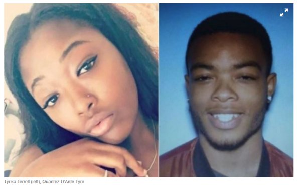 Video: Murdered Atlanta postal employee buried; estranged boyfriend booked into DeKalb jail