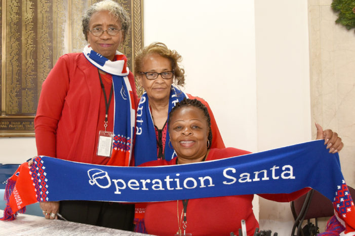 USPS Tests New Version Of Operation Santa