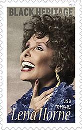 Legendary Performer and Civil Rights Activist Lena Horne Honored on New Forever Stamp