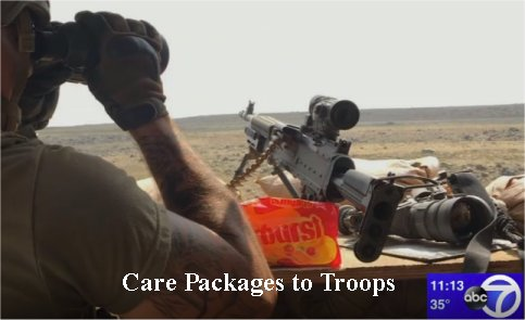 Non-profit furious over Postal Service changes that will raise cost of sending care packages to troops