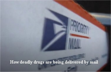 Video: Inside the dark web: How deadly drugs are being delivered by mail