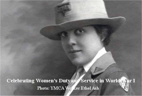 National Postal Museum Opens Exhibition Celebrating Women's Duty and Service in World War I