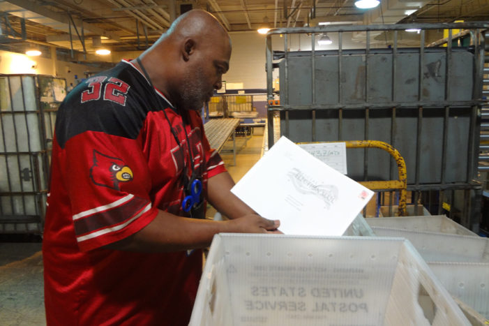 Voting by mail increases turnout, research shows