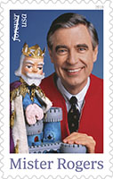 Postal Service to Dedicate Mister Rogers Forever Stamp