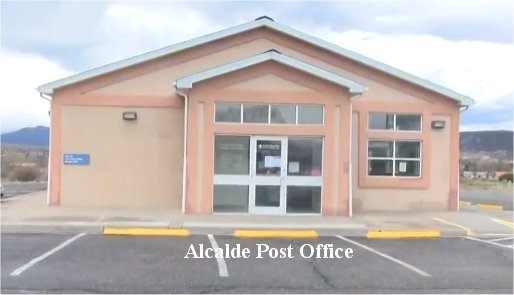 Feds searching for vandals who raided New Mexico post office
